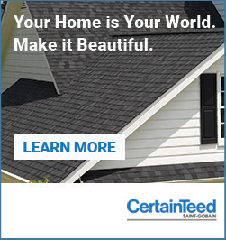 AAR - CertainTeed - Sidebar Ad - Your Home is Your World