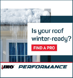 AAR - IKO - Sidebar Ad - Is Your Roof Winter-Ready