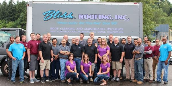 Bliss Roofing-Roofer of the month