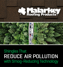 AAR - Malarkey - Sidebar Ad - Shingles That Reduce Air Pollution